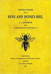 Beekeeping book review - The Hive and the Honey-Bee.